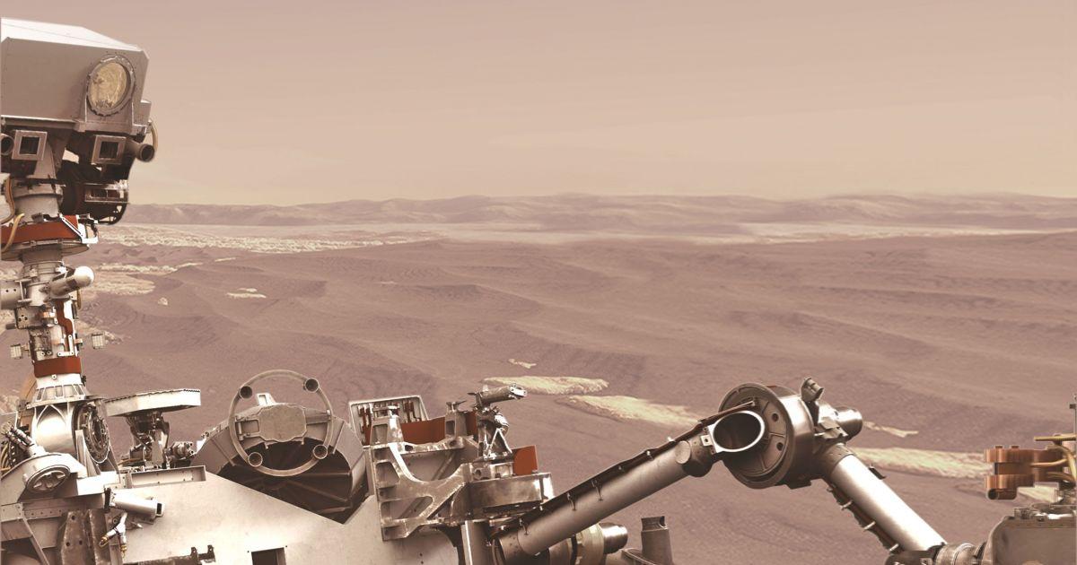 A NASA lehetőséget ad, hogy elküldje nevét a Marsra